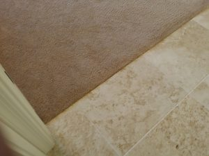 Eagle crest carpet repaired