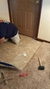 Benson AZ Carpet Repair 4